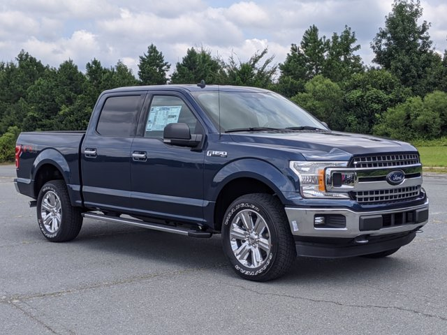 2020 Ford F-150 SuperCrew Cab 4x4, Pickup #T207310 - photo 3