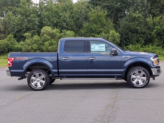 2020 Ford F-150 SuperCrew Cab 4x4, Pickup #T207310 - photo 4
