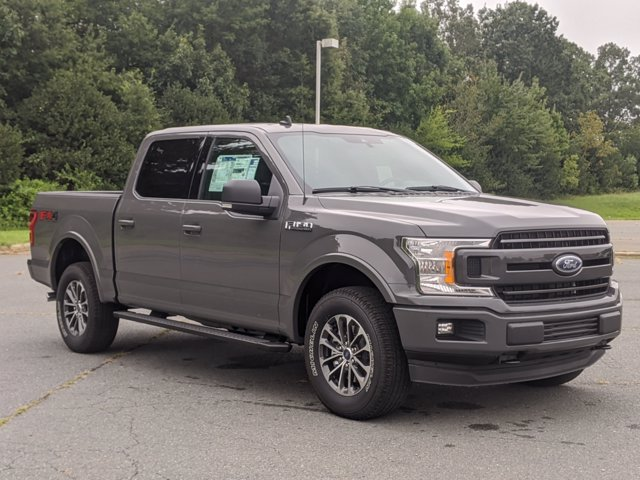 2020 Ford F-150 SuperCrew Cab 4x4, Pickup #T207314 - photo 3