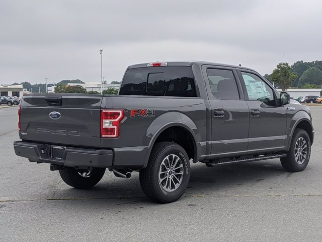 2020 Ford F-150 SuperCrew Cab 4x4, Pickup #T207314 - photo 5