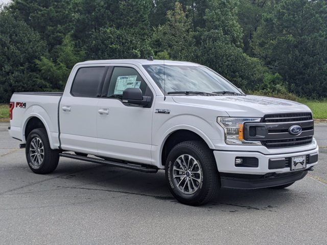 2020 Ford F-150 SuperCrew Cab 4x4, Pickup #T207315 - photo 3