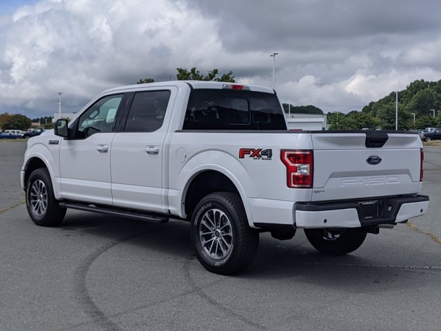 2020 Ford F-150 SuperCrew Cab 4x4, Pickup #T207315 - photo 2