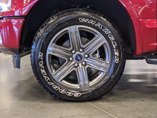 2020 Ford F-150 SuperCrew Cab 4x4, Pickup #T207322 - photo 9
