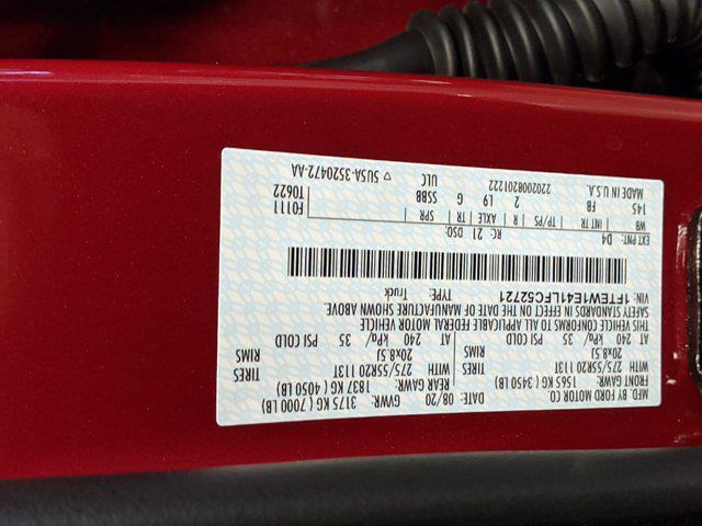 2020 Ford F-150 SuperCrew Cab 4x4, Pickup #T207322 - photo 44