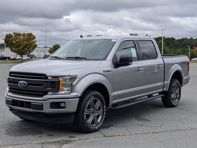2020 Ford F-150 SuperCrew Cab 4x4, Pickup #T207338 - photo 1