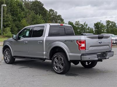 2020 Ford F-150 SuperCrew Cab 4x4, Pickup #T207338 - photo 2