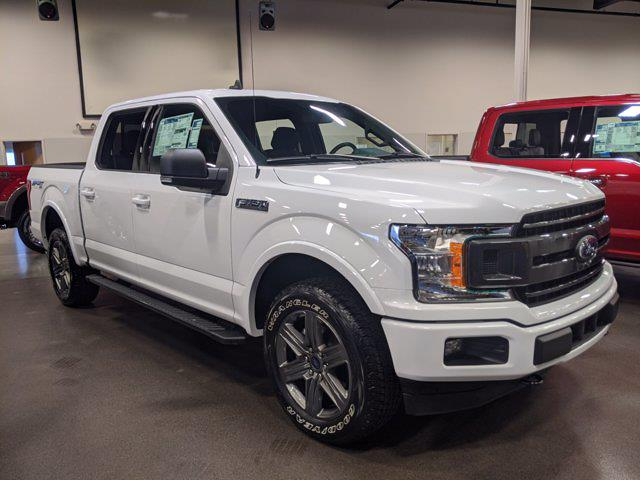 2020 Ford F-150 SuperCrew Cab 4x4, Pickup #T207354 - photo 3