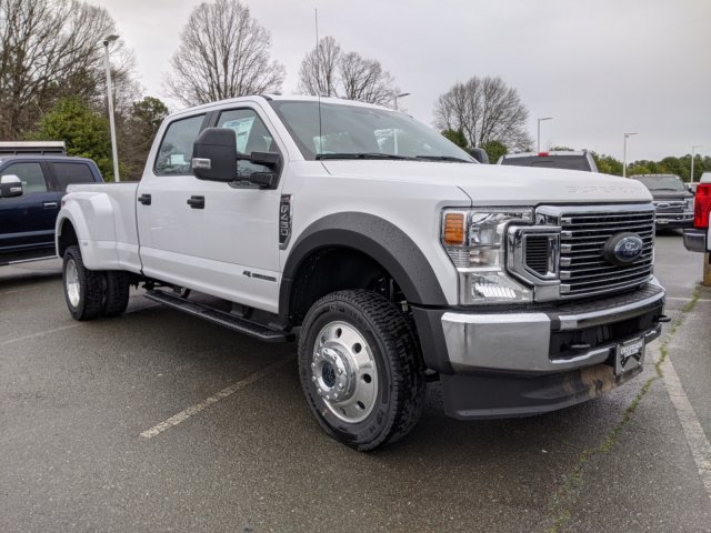 2020 F-450 Crew Cab DRW 4x4, Pickup #T208024 - photo 3