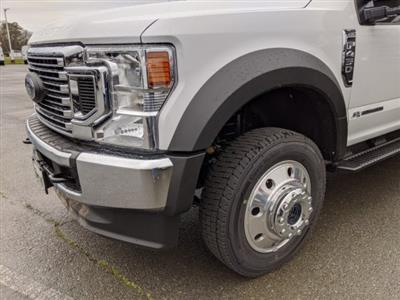 2020 F-450 Crew Cab DRW 4x4, Pickup #T208024 - photo 8
