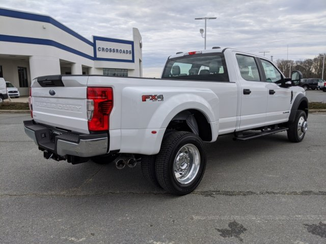 2020 F-450 Crew Cab DRW 4x4, Pickup #T208025 - photo 5