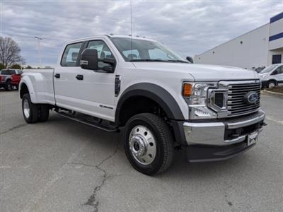 2020 F-450 Crew Cab DRW 4x4, Pickup #T208025 - photo 3