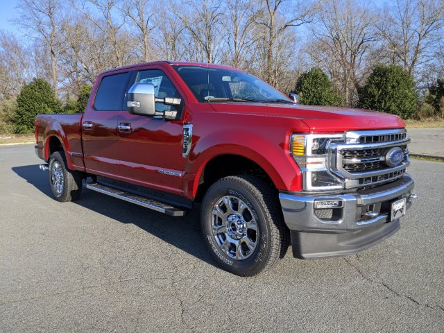 2020 F-250 Crew Cab 4x4, Pickup #T208041 - photo 3