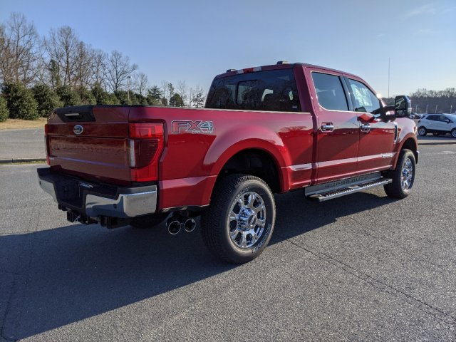 2020 F-250 Crew Cab 4x4, Pickup #T208041 - photo 5