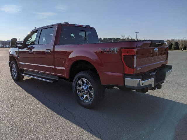 2020 F-250 Crew Cab 4x4, Pickup #T208041 - photo 2