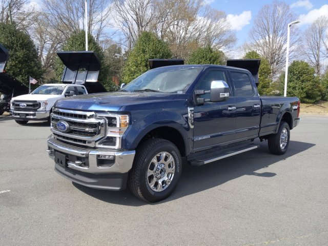 2020 Ford F-350 Crew Cab 4x4, Pickup #T208042 - photo 1