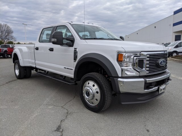 2020 Ford F-450 Crew Cab DRW 4x4, Pickup #T208046 - photo 3