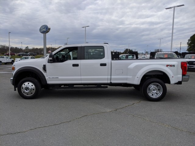 2020 Ford F-450 Crew Cab DRW 4x4, Pickup #T208046 - photo 7