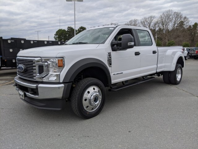 2020 Ford F-450 Crew Cab DRW 4x4, Pickup #T208046 - photo 1