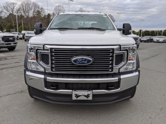 2020 Ford F-450 Crew Cab DRW 4x4, Pickup #T208046 - photo 8
