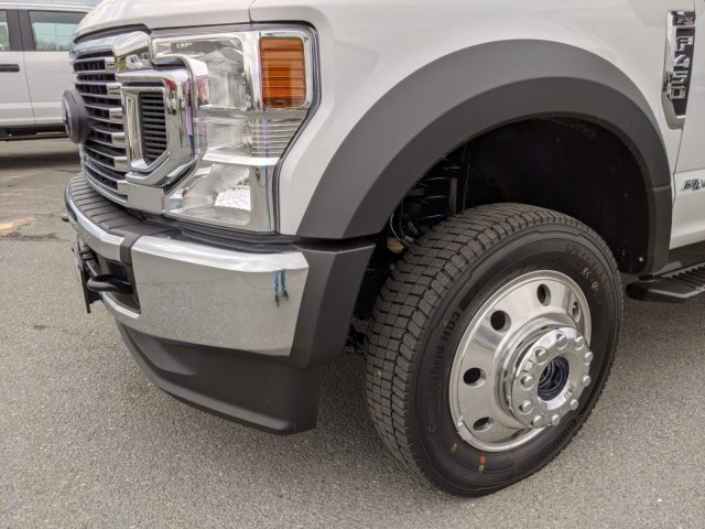 2020 Ford F-450 Crew Cab DRW 4x4, Pickup #T208046 - photo 9