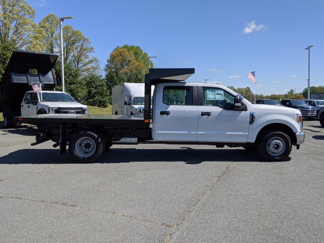 2020 Ford F-350 Crew Cab DRW RWD, PJ's Platform Body #T208060 - photo 5