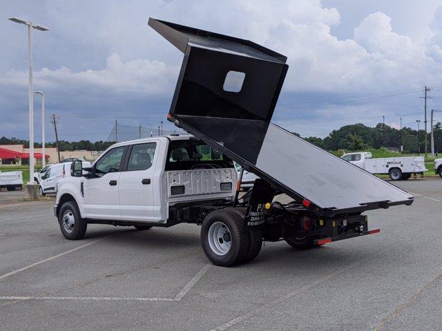 2020 Ford F-350 Crew Cab DRW RWD, PJ's Platform Body #T208060 - photo 9