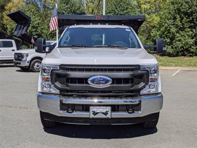 2020 Ford F-350 Crew Cab DRW RWD, PJ's Platform Body #T208060 - photo 13