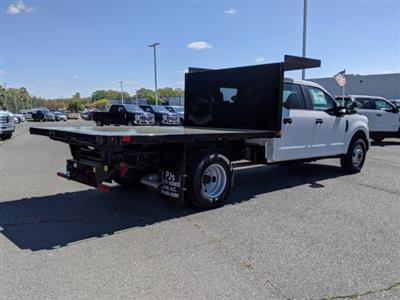 2020 Ford F-350 Crew Cab DRW RWD, PJ's Platform Body #T208060 - photo 2