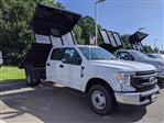 2020 Ford F-350 Crew Cab DRW RWD, PJ's Platform Body #T208060 - photo 1