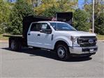 2020 Ford F-350 Crew Cab DRW RWD, PJ's Platform Body #T208060 - photo 4
