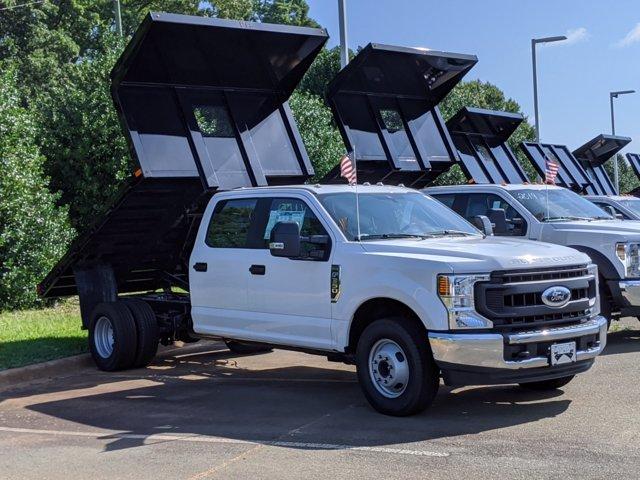 2020 Ford F-350 Crew Cab DRW RWD, PJ's Platform Body #T208061 - photo 1