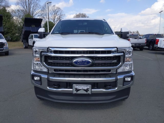 2020 Ford F-350 Crew Cab 4x4, Pickup #T208067 - photo 8