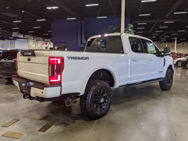 2020 F-250 Crew Cab 4x4, Pickup #T208070 - photo 2