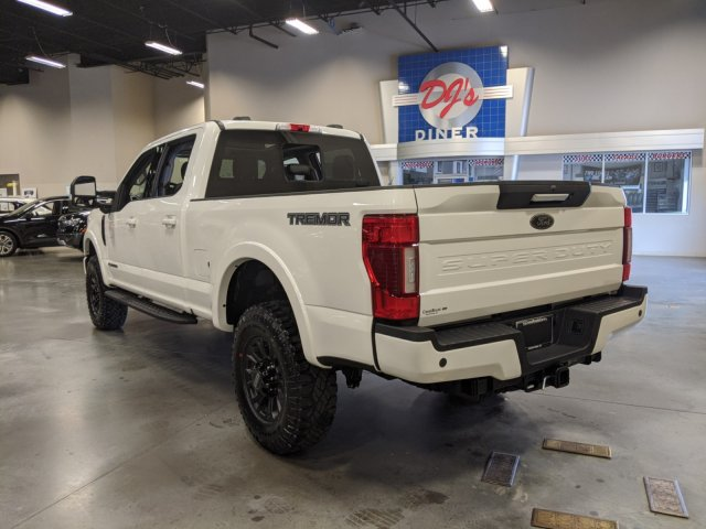 2020 F-250 Crew Cab 4x4, Pickup #T208070 - photo 4