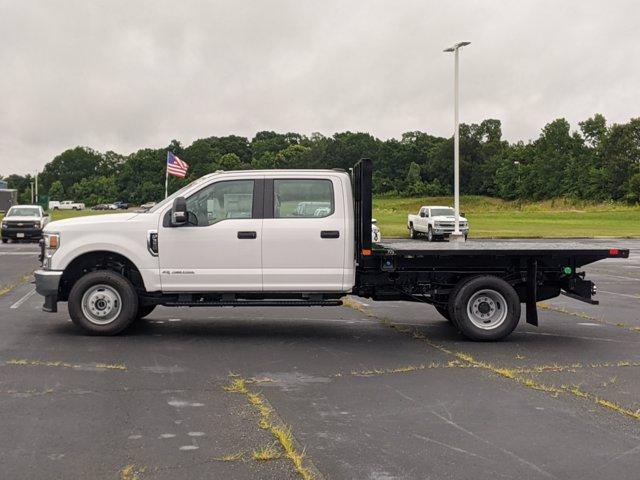 2020 Ford F-350 Crew Cab DRW 4x4, PJ's Platform Body #T208074 - photo 8