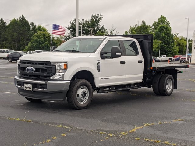 2020 Ford F-350 Crew Cab DRW 4x4, PJ's Platform Body #T208074 - photo 1