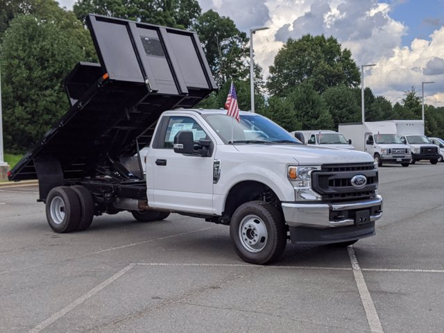 2020 Ford F-350 Regular Cab DRW 4x4, PJ's Platform Body #T208075 - photo 1