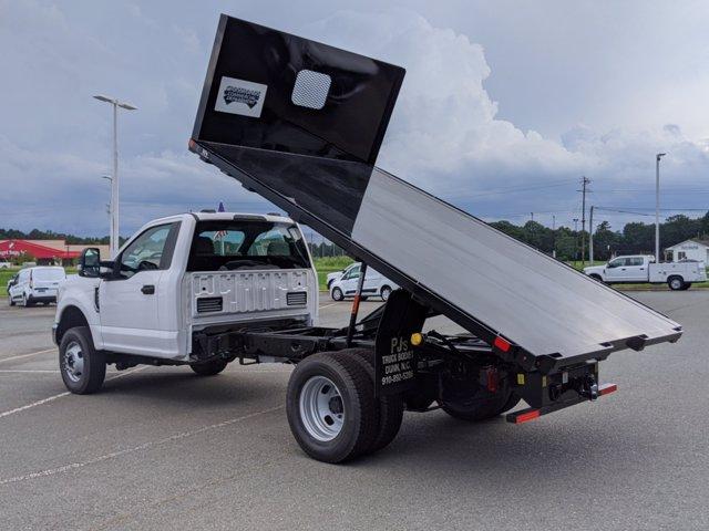 2020 Ford F-350 Regular Cab DRW 4x4, PJ's Platform Body #T208075 - photo 3