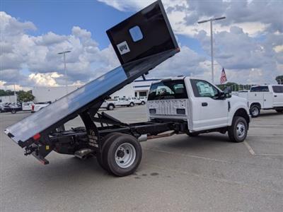 2020 Ford F-350 Regular Cab DRW 4x4, PJ's Platform Body #T208075 - photo 2