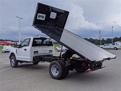 2020 F-350 Regular Cab DRW 4x4, PJ's Platform Body #T208075 - photo 2