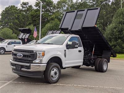 2020 Ford F-350 Regular Cab DRW 4x4, PJ's Platform Body #T208075 - photo 7