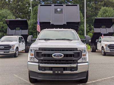 2020 Ford F-350 Regular Cab DRW 4x4, PJ's Platform Body #T208075 - photo 8