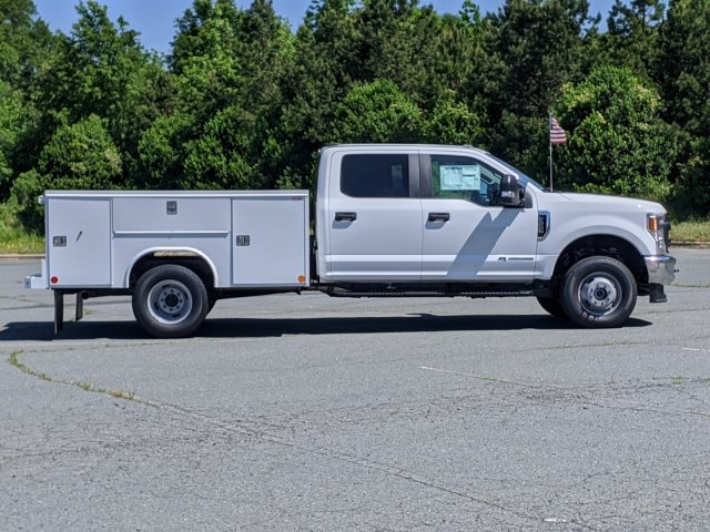2020 F-350 Crew Cab DRW 4x4, Reading SL Service Body #T208091 - photo 4