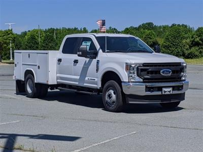 2020 F-350 Crew Cab DRW 4x4, Reading SL Service Body #T208091 - photo 1