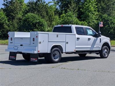 2020 F-350 Crew Cab DRW 4x4, Reading SL Service Body #T208091 - photo 2