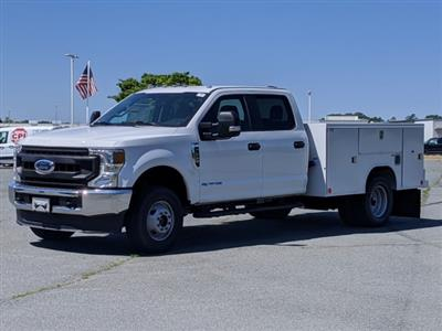 2020 F-350 Crew Cab DRW 4x4, Reading SL Service Body #T208091 - photo 7