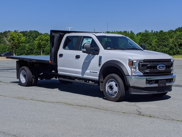 2020 Ford F-450 Crew Cab DRW 4x2, PJ's Platform Body #T208092 - photo 1