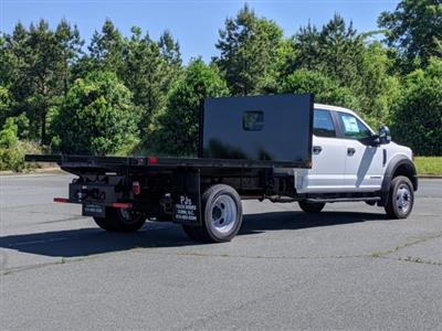 2020 Ford F-450 Crew Cab DRW RWD, PJ's Platform Body #T208092 - photo 2