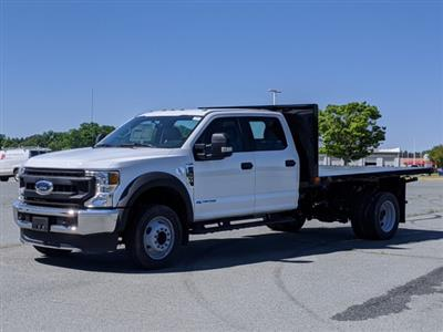 2020 Ford F-450 Crew Cab DRW RWD, PJ's Platform Body #T208092 - photo 7