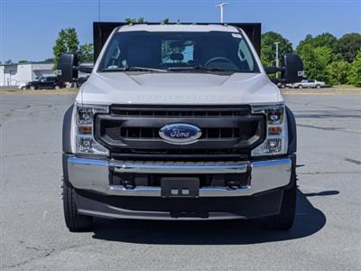 2020 Ford F-450 Crew Cab DRW RWD, PJ's Platform Body #T208092 - photo 8
